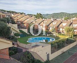 Chalet zum Verkauf in exzellenter Lage, in Sant Andreu de Llavaneres