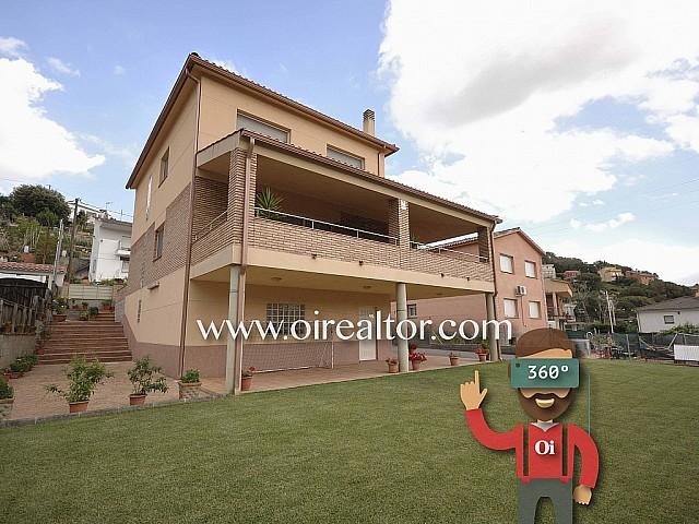 Great detached house for sale in the Montseny, Sant Pere de Vilamajor
