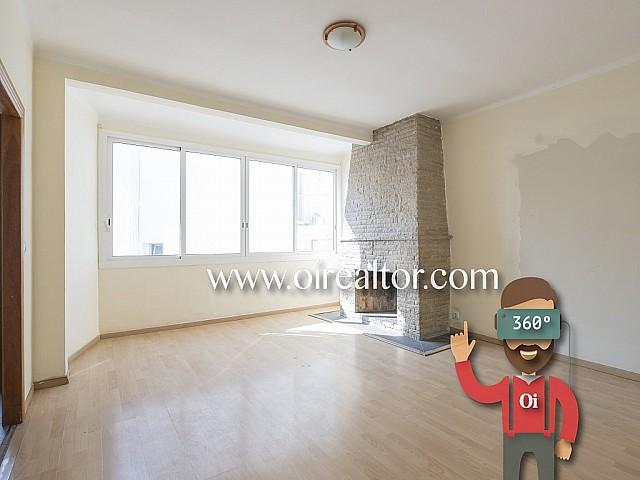 Excelente piso a reformar en el centro histórico de Sitges