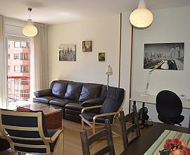 Ampli pis en venda reformat a la millor zona de l'Eixample Esquerra, Barcelona