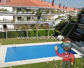 Fantastique duplex penthouse à Terramar, Sitges