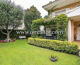 Magnifica casa adosada en venta a 150 metros de la playa en S'Agaró, Costa Brava