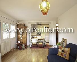Acogedor piso reformado en Vallpineda, Sitges