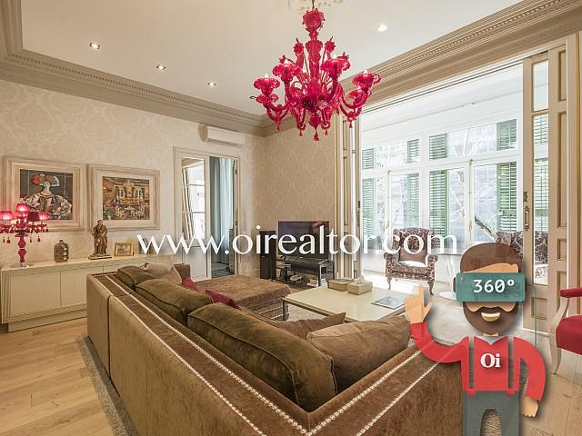 Продается уникальная квартира в Квадрат д'Oр, Барселона