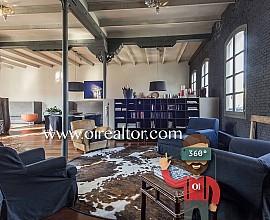 Spectacular loft for sale in Borne