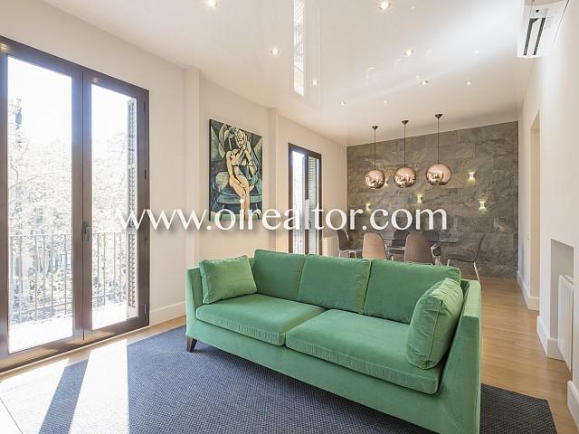 Apartamento exclusivo junto al Passeig de Sant Joan, Barcelona