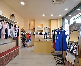 Local Comercial de 85 m2 en Zona Monestir de Sant Cugat