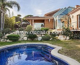 Fabulosa casa independiente en venta en Calella de la costa, Maresme