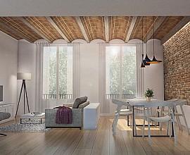 Apartamento con reforma completa de diseño en el Eixample, Sagrada Familia