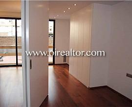 Apartamento de diseño en venta en moderna finca en Eixample Dreta