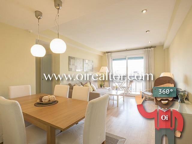 Продается квартира с туристической лицензией в Эшампле Дрета