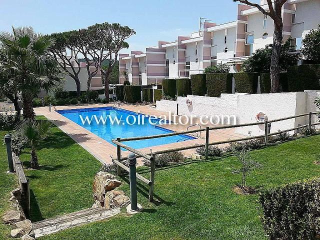 Adosada en venta con vistas al mar en S' Agaró, Costa Brava