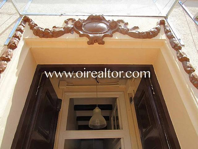 Casa en venta con suelos hidráulicos y 90 m2 de terraza en Sant Gervasi- Bonanova