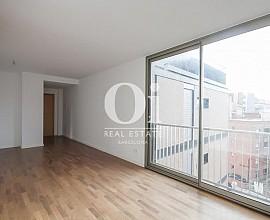 Продается светлая квартира в районе Fabra i Puig