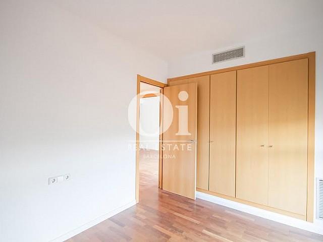 Bedroom in a brand new flat for sale in Nou Barris, Barcelona