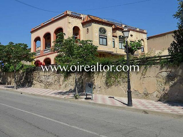 Hôtel particulier à vendre dans le centre de Teià, Maresme