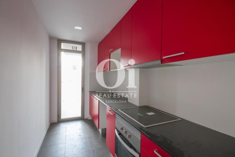 cocina en piso en venta en Fabra i Puig en Barcelona