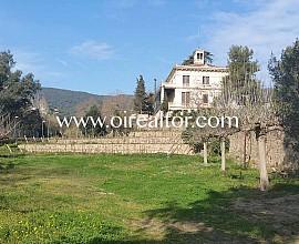 Finca a rehabilitar con propuesta para hotel en Alella, Maresme