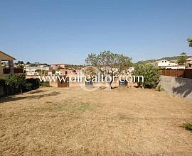 Terreno de 755 m2 urbanizable en venta en Alella a 5 minutos de la playa