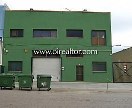 Edificio industrialen Vilassar de Dalt