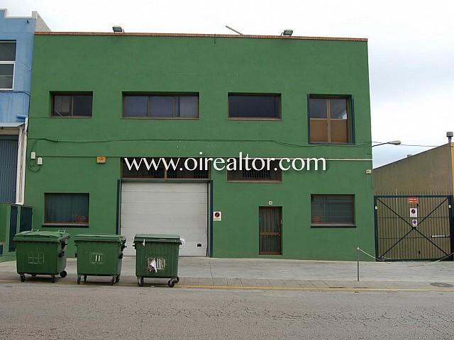 Edifici industrial a Vilassar de Dalt