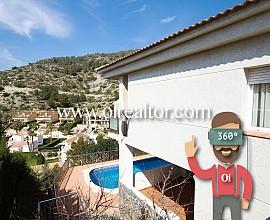 Belle maison à Montgavina, Sitges