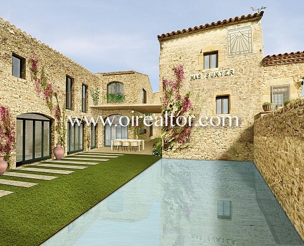 Impressionant casa en Serra de Daró