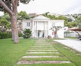 Exclusiva propiedad en venta en la mejor zona de les Botigues de Sitges