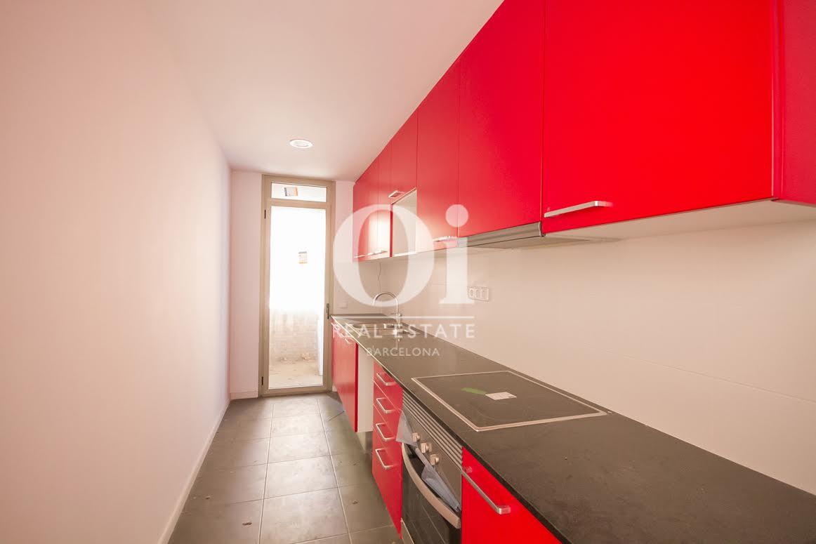 Küche in exzellenter Luxus-Immobilie zum Kauf im Passeig Fabra i Puig in Barcelona