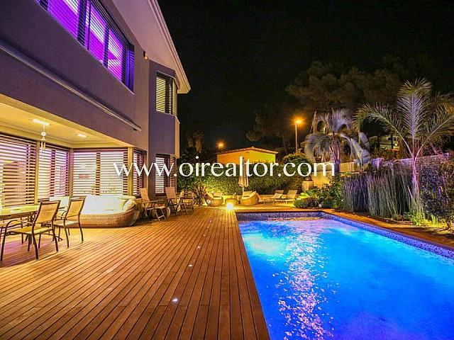 Villa de luxe en vente à Lloret de Mar, Costa Brava