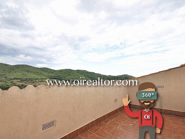 Casa en venda amb vistes al mar i a la muntanya a Argentona, Maresme
