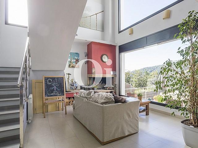 Moderna casa en venta en Alella, en el Maresme