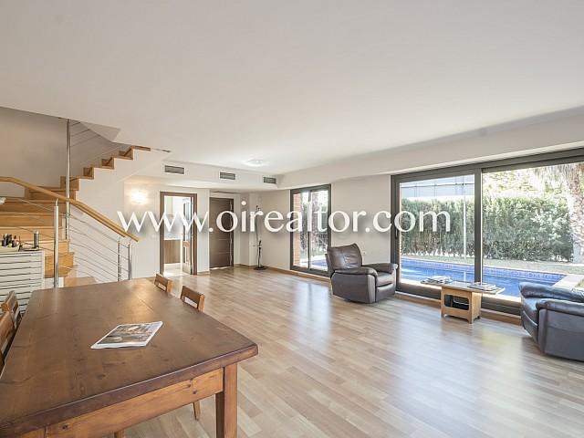 Merveilleuse maison à vendre dans le quartier exclusif de Els Ametllers, Sitges