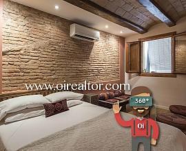 Loft reformat en venda al barri Gòtic, Barcelona