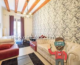 Apartamento de dsieño en venta en finca regia en el Raval, Barcelona