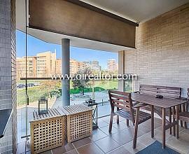 Esplèndid apartament de disseny en venda a Diagonal Mar