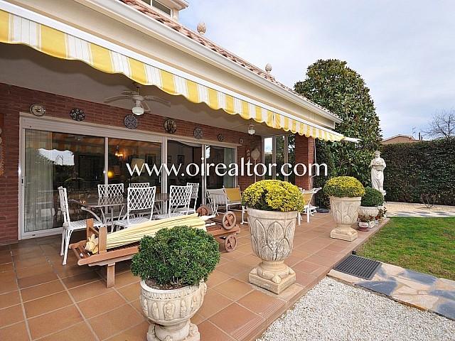 Luminosa y amplia casa pareada en Sant Vicenç de Montalt
