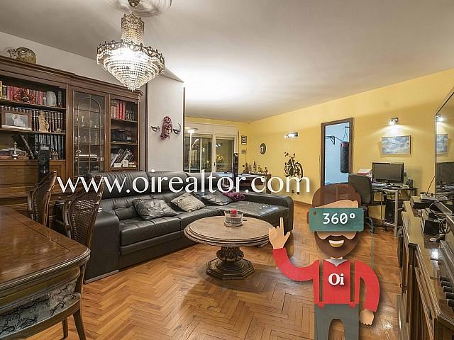 Formidable appartement de 150 m2 sur l'Avenida Diagonal