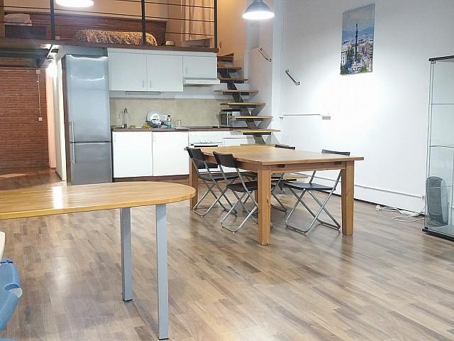 Loft de diseño y reformado en venta en Poblenou