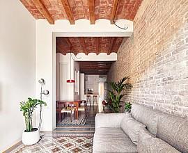 Apartamento de diseño en venta en finca regia en el Eixample Izquierdo