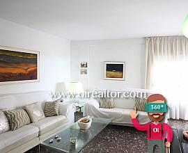 Maravilloso piso en primera línea de playa en Salou