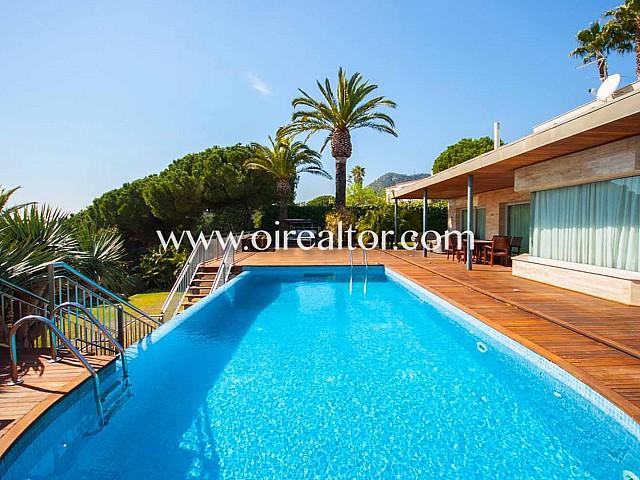 Exclusive property for sale in Cabrera de Mar, Maresme