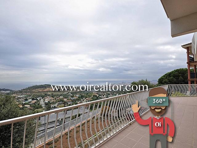 Elégante maison à vendre à Tiana, Maresme