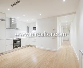 Fantástico piso en venta de 2 habitaciones y 2 baños a estrenar en Eixample Esquerra