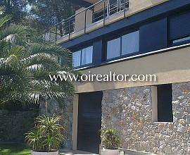 Villa en venta con vistas al mar en Sitges