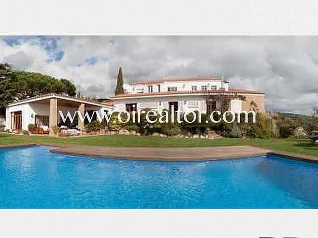 Exclusiva casa con vistas al mar en Sant Vicenç de Montalt
