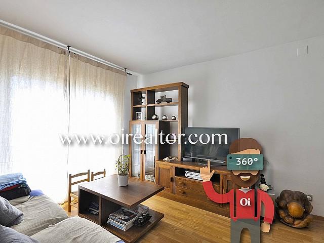Gemütliche und total reformierte Wohnung zum Verkauf in Badalona