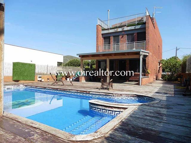Magnífica casa en venta en Can Bou, Castelldefels