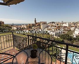 Casa independent amb magnífiques vistes a prop del centre de Canet de Mar