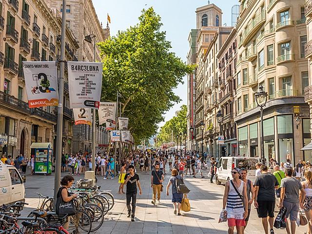 Local en alquiler en Avenida Portal del Ángel, Barcelona